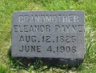 WHITMORE / WETMORE PAYNE, ELEANOR - Madison County, Iowa | ELEANOR WHITMORE / WETMORE PAYNE