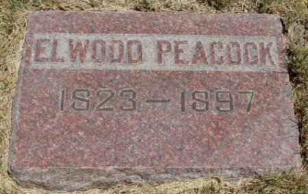 PEACOCK, ELWOOD COX - Madison County, Iowa | ELWOOD COX PEACOCK