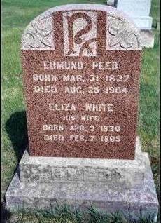 PEED, ELIZA - Madison County, Iowa | ELIZA PEED