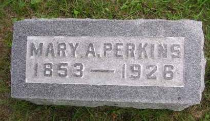 PERKINS, MARY ANN - Madison County, Iowa | MARY ANN PERKINS