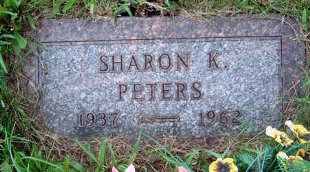 PETERS, SHARON KAY - Madison County, Iowa | SHARON KAY PETERS