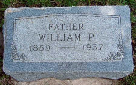 PETTY, WILLIAM P. - Madison County, Iowa | WILLIAM P. PETTY