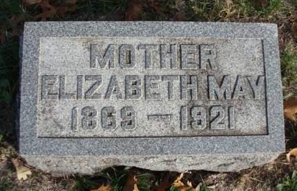 PHILLIPS, ELIZABETH MAY - Madison County, Iowa | ELIZABETH MAY PHILLIPS