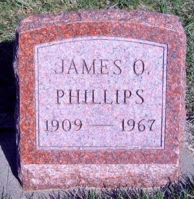 PHILLIPS, JAMES ORLO - Madison County, Iowa | JAMES ORLO PHILLIPS
