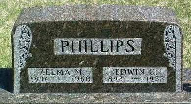 PHILLIPS, ZELMA MARIE - Madison County, Iowa | ZELMA MARIE PHILLIPS