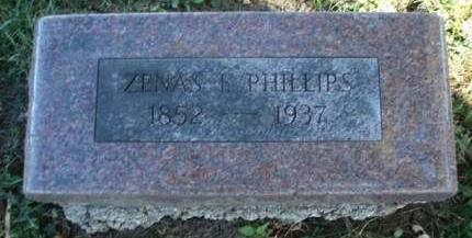 PHILLIPS, ZENAS FLETCHER - Madison County, Iowa | ZENAS FLETCHER PHILLIPS
