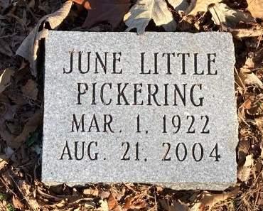 PICKERING, JUNE IMOGENE - Madison County, Iowa | JUNE IMOGENE PICKERING