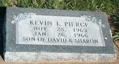 PIERCE, KEVIN L. - Madison County, Iowa   KEVIN L. PIERCE