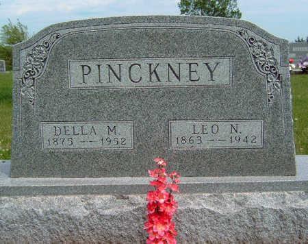 PINCKNEY, DELLA MAY - Madison County, Iowa | DELLA MAY PINCKNEY