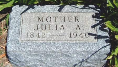 PINDELL, JULIA ANNA - Madison County, Iowa | JULIA ANNA PINDELL