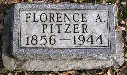 PITZER, FLORENCE ADDIE - Madison County, Iowa | FLORENCE ADDIE PITZER