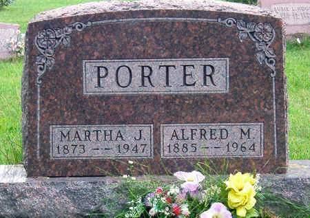 PORTER, MARTHA JANE - Madison County, Iowa | MARTHA JANE PORTER
