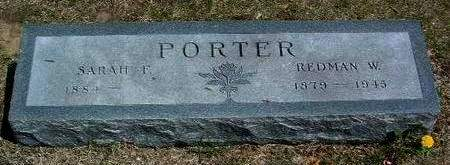 PORTER, REDMAN WISE - Madison County, Iowa | REDMAN WISE PORTER