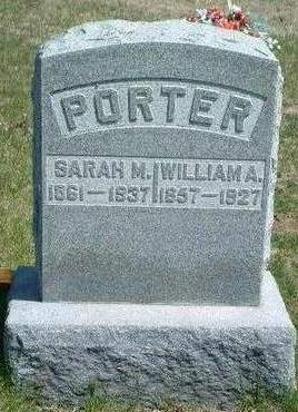 PORTER, SARAH MARJORIE - Madison County, Iowa | SARAH MARJORIE PORTER