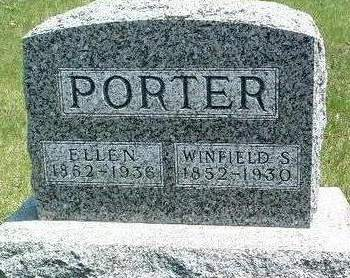 PORTER, WINFIELD SCOTT - Madison County, Iowa | WINFIELD SCOTT PORTER