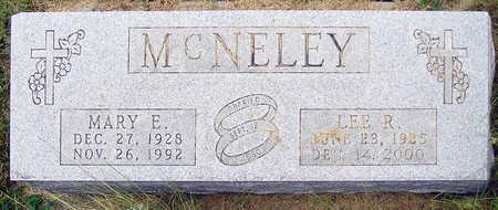 POST MCNELEY, MARY ELIZABETH - Madison County, Iowa | MARY ELIZABETH POST MCNELEY