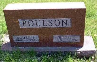 POULSON, EMMET S. - Madison County, Iowa | EMMET S. POULSON