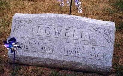 POWELL, DAISY ALICE - Madison County, Iowa | DAISY ALICE POWELL