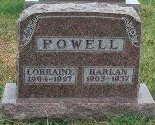 POWELL, LORRAINE - Madison County, Iowa | LORRAINE POWELL