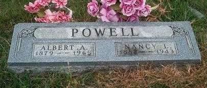 POWELL, NANCY LUVERNA - Madison County, Iowa | NANCY LUVERNA POWELL