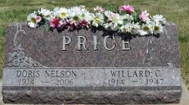 PRICE, WILLARD CHESTER - Madison County, Iowa | WILLARD CHESTER PRICE