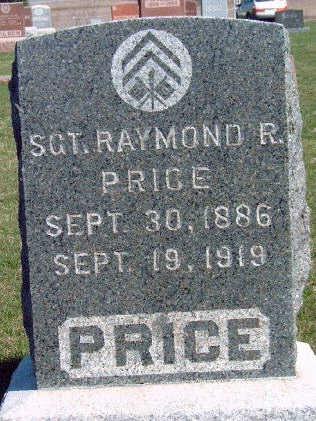 PRICE, RAYMOND ROBERT - Madison County, Iowa | RAYMOND ROBERT PRICE
