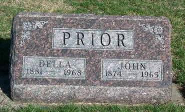 PRIOR, JOHN N. - Madison County, Iowa | JOHN N. PRIOR