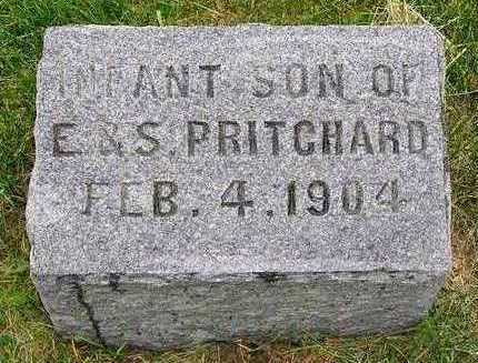PRITCHARD, INFANT - Madison County, Iowa | INFANT PRITCHARD