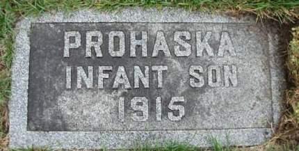 PROHASKA, HERALD A. - Madison County, Iowa   HERALD A. PROHASKA