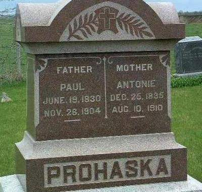 PROHASKA, PAUL - Madison County, Iowa | PAUL PROHASKA