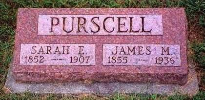 PURSCELL, SARAH ELLEN - Madison County, Iowa | SARAH ELLEN PURSCELL