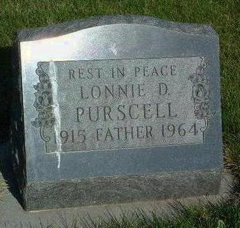 PURSCELL, LONNIE DOW - Madison County, Iowa | LONNIE DOW PURSCELL
