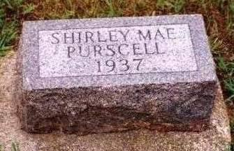PURSCELL, SHIRLEY MAE - Madison County, Iowa | SHIRLEY MAE PURSCELL