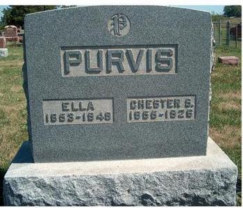 PURVIS, PHOEBE ELLEN