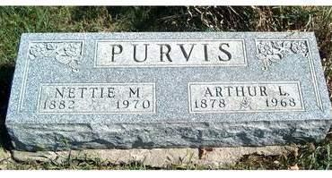 PURVIS, ARTHUR LAWRENCE - Madison County, Iowa | ARTHUR LAWRENCE PURVIS