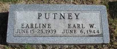 PUTNEY, EARL WILLIAM - Madison County, Iowa | EARL WILLIAM PUTNEY