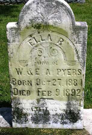PYERS, ELLA R. - Madison County, Iowa | ELLA R. PYERS
