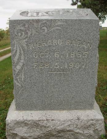 RAGAN, RICHARD - Madison County, Iowa   RICHARD RAGAN