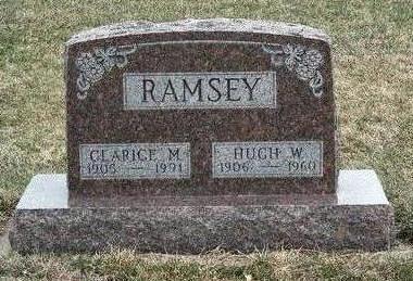 RAMSEY, CLARICE M. - Madison County, Iowa | CLARICE M. RAMSEY