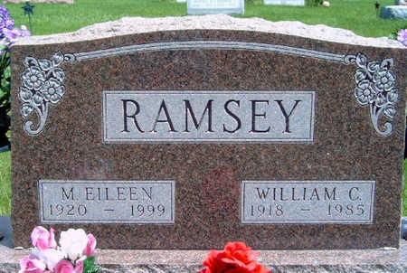 RAMSEY, WILLIAM CLEO - Madison County, Iowa | WILLIAM CLEO RAMSEY