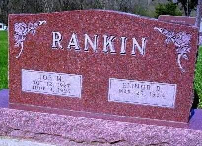 RANKIN, JOE MAX - Madison County, Iowa | JOE MAX RANKIN