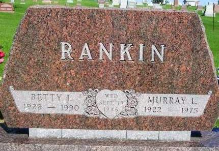 RANKIN, BETTY LORRAINE - Madison County, Iowa | BETTY LORRAINE RANKIN