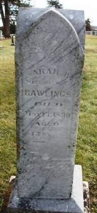 RAWLINGS, SARAH B. - Madison County, Iowa | SARAH B. RAWLINGS