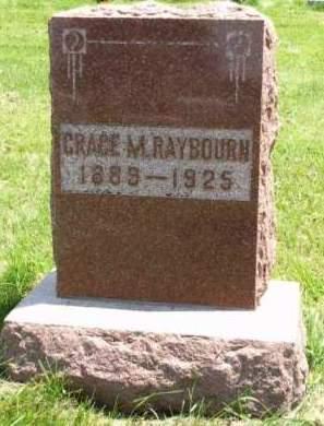 RAYBOURN, GRACE MAY - Madison County, Iowa | GRACE MAY RAYBOURN
