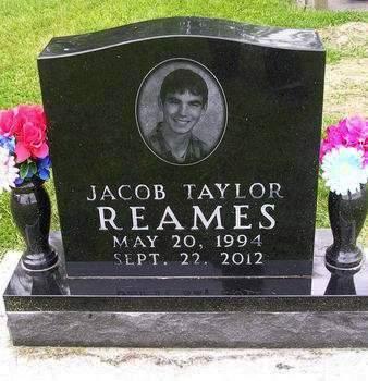 REAMES, JACOB TAYLOR - Madison County, Iowa   JACOB TAYLOR REAMES