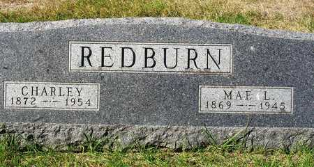 REDBURN, LINDA MAE - Madison County, Iowa | LINDA MAE REDBURN