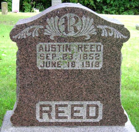 REED, AUSTIN BENONI - Madison County, Iowa   AUSTIN BENONI REED