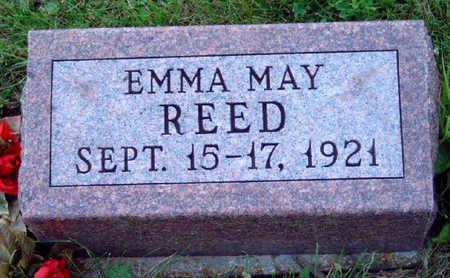 REED, EMMA MAY - Madison County, Iowa | EMMA MAY REED
