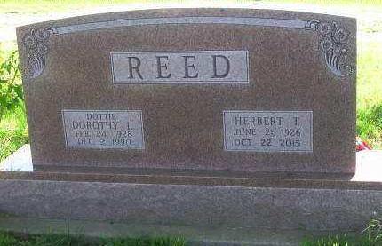 REED, HERBERT THEODORE - Madison County, Iowa | HERBERT THEODORE REED