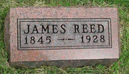 REED, JAMES A. - Madison County, Iowa | JAMES A. REED